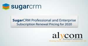 Sugar CRM-Pricing-SugarCRM-Pricing-Professional-Enterprise-2020